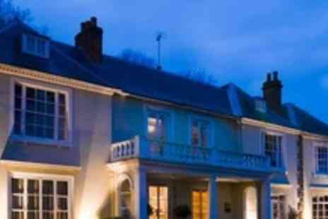 Satis House - In Suffolk Two Night Stay For Two With Two Course Evening Meal and Breakfast on Weeknights - Save 58%