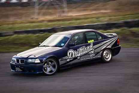 driftland uk - Choice of Drift Taxi Experiences - Save 72%