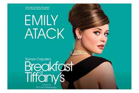 Wycombe Swan Theatre - Ticket to See Breakfast at Tiffanys with a Glass of Prosecco on 7 to 11 June  - Save 49%