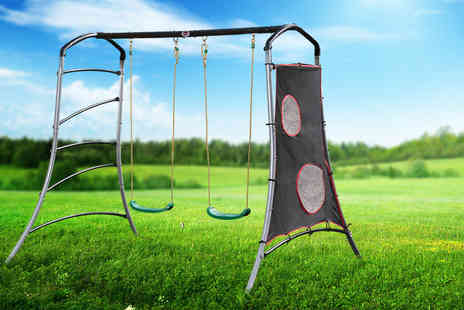 Yabe Trading - Garden swing set - Save 0%