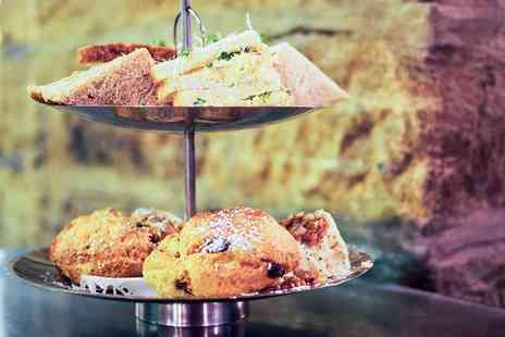 The Keys - Traditional afternoon tea for two, four or six or include a glass of Prosecco each - Save 45%