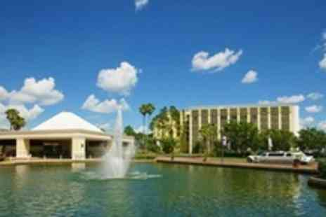 Bargain USA Holidays - In Orlando Seven Night Stay For Two With Flights - Save 24%