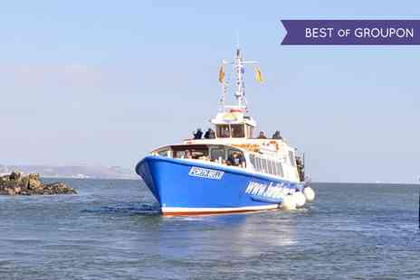Forth Boat Tours - Boat Trip on Firth of Forth for Two - Save 50%
