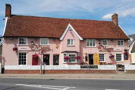 The Magpie Inn - Sunday Carvery for Two or Four - Save 0%