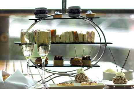The Lowry Hotel - Afternoon Tea with a Glass of Prosecco  for Two or Four - Save 34%