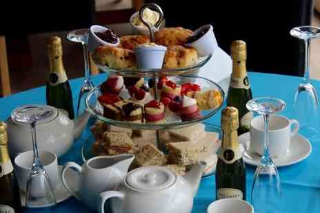 Lakeside Bar and Restaurant - Traditional or Sparkling Afternoon Tea for Two - Save 0%
