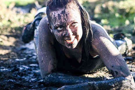 Muddy Furlong - Entry for one person to the Muddy Furlong ladies only race - Save 62%