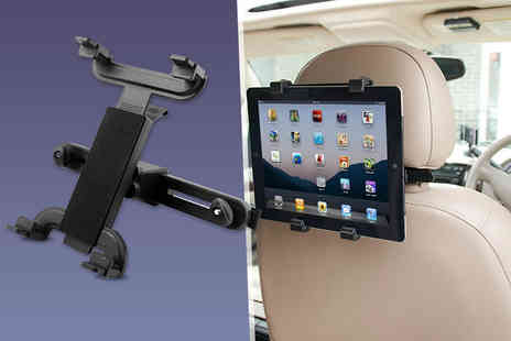 Myb Direct - In car iPad and tablet holder mount - Save 0%