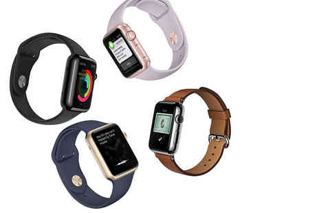ClickWrap - Refurbished 38mm Apple Watch Sport 38mm, 42mm or 42mm Apple Watch - Save 30%