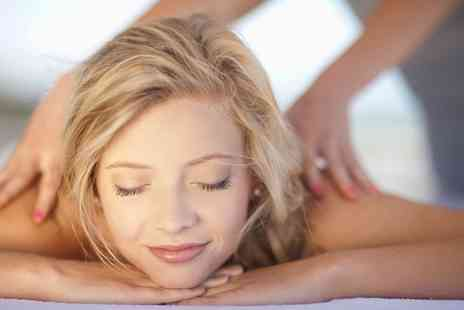 Beauty By Georgia - One Hour 15 Min Full Body Massage with Optional One Hour Skin Truth Perfecting Facial - Save 0%
