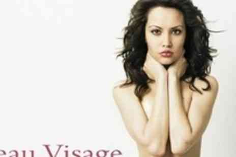 Beau Visage - Six Sessions of Laser Hair Removal on One Medium or Two Small Areas - Save 73%