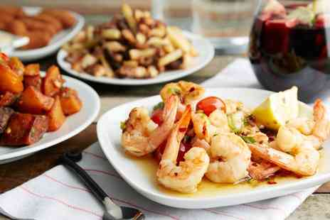El Sabio - Six Tapas with a Soft Drink for Two or Four - Save 0%