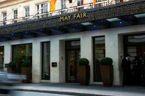 The May Fair Hotel - One Night Spa Break for Two - Save 0%