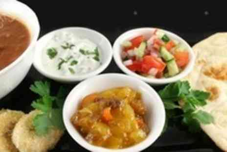 India Cottage - Two Course Indian Meal For Four With Wine - Save 57%