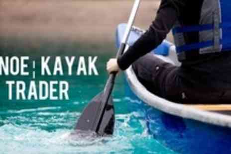 Canoe Kayak Trader - Two Hour Canoe or Kayak Experience - Save 53%