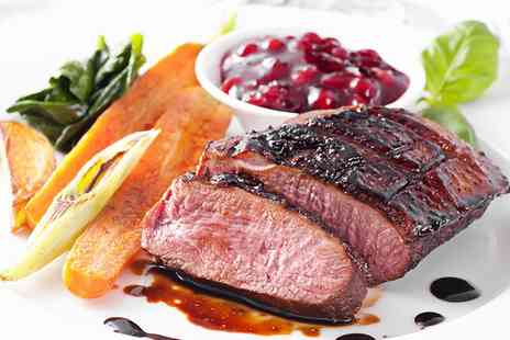 The Allotment - Steak Meal with Sides for Two - Save 0%