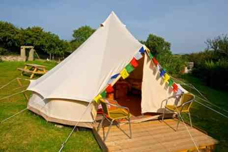 Dunfanaghy Holiday Village - Two, Three or Five Nights For Up to Four in Luxury Furnished Bell Tent with Breakfast - Save 0%