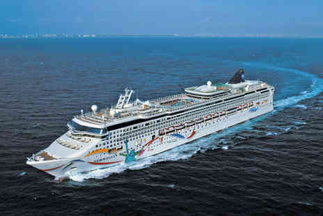 NCL Dawn - Three nights Stay in a Standard Room  - Save 31%