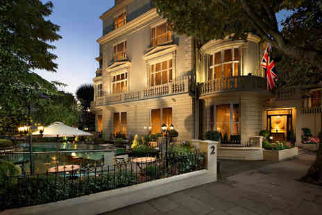 The Colonnade London - Four Star 2 nights Stay in a Classic Double Room - Save 68%