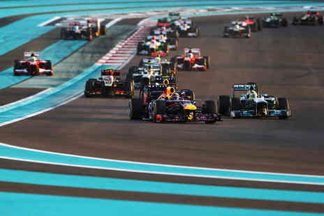Abu Dhabi Grand Prix &  Beach - Five Star 4 nights Beach Stay in a Classic Room - Save 31%