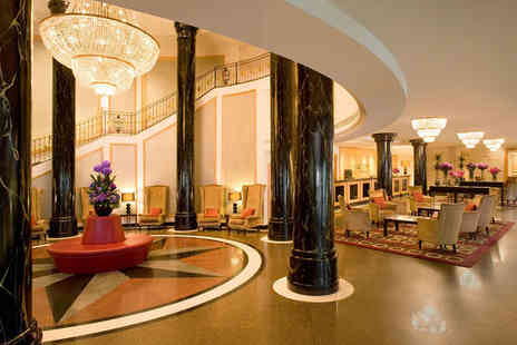 Sheraton Warsaw - Five Star  2 nights Stayin a Deluxe Room - Save 70%