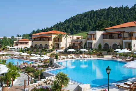 Aegean Melathron Thalasso Spa - Five Star 14 nights Stay in a Sea View Room - Save 70%