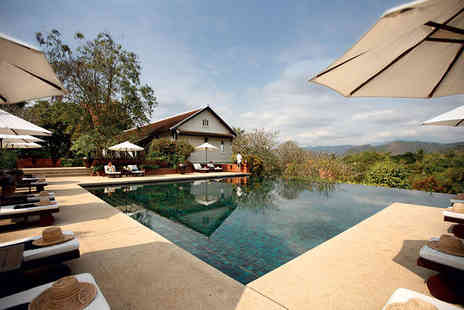 Belmond La Residence Phou Vau - Five Star 4 nights Stay in a Mountain View Junior Suite - Save 30%