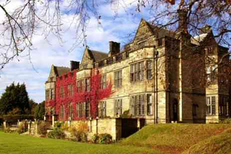MacDonald Gisborough Hall Hotel -  Two Course Lunch & Bubbly for 2 - Save 40%