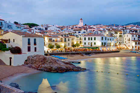 Travel Center UK - Three or Five night all inclusive Costa Brava break with flights - Save 34%
