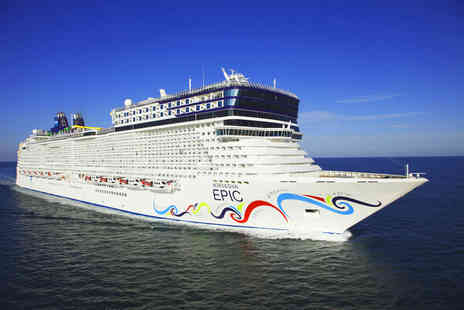 Major Travel - Seven night all inclusive Western Mediterranean cruise on board Norwegian Epic - Save 44%