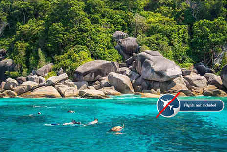 Experience Andamans - 10 night Andaman Islands hopping tour including breakfast, hotel stays and exciting underwater experiences - Save 0%