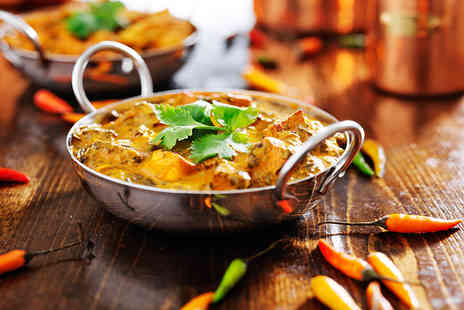Ishys Bar Lounge Grill - Two course Indian meal for two people Or four people - Save 50%