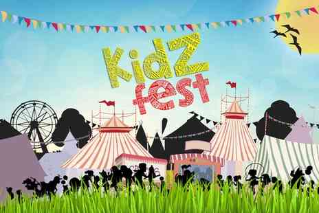 Kidz Fest with Winter Fest UK - Ticket to Kidz Fest on 6 August - Save 36%