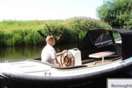 Boroughbridge Marina - Two Hour Cruise Boat Hire - Save 52%
