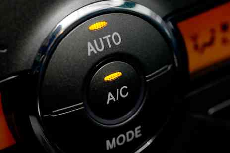 CK Motors - Air Conditioning Service With Re Gas - Save 58%