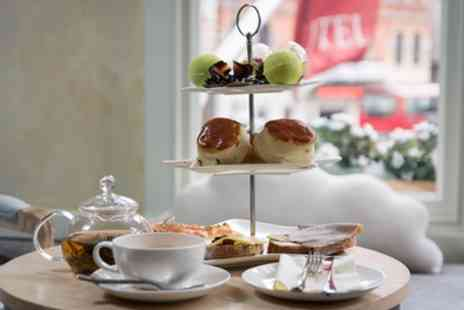 Sloane Square Hotel - Afternoon Tea for Two or Four with Optional Prosecco - Save 0%