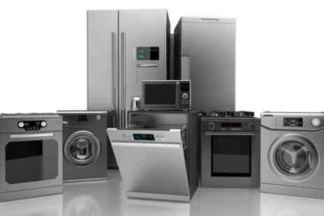 Cover Domestic Appliances - Any Single Appliance One Year Breakdown Cover  - Save 70%