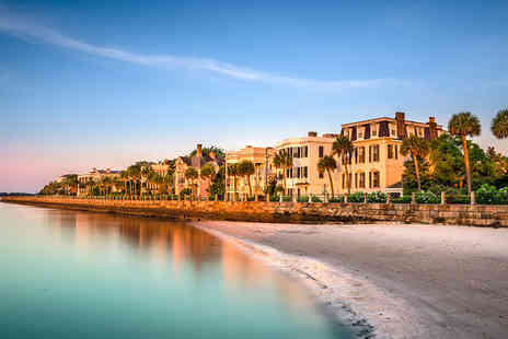 Belmond Charleston Place Hotel - Four Star 7 nights Stay in a Club Room - Save 38%