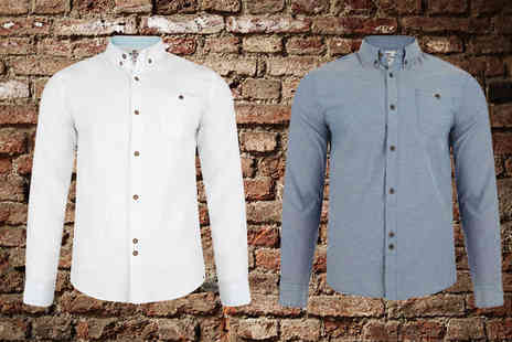 Minterr - Mens Bellfield Shirts - Save 46%