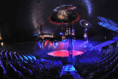 Russells International Circus - Child or adult ticket to see Russells International Circus - Save 50%