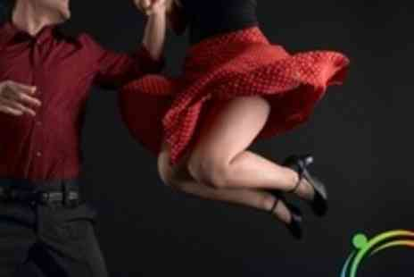 Lindy Jazz - Six 60 Minute Swing Dance Classes for Two - Save 83%