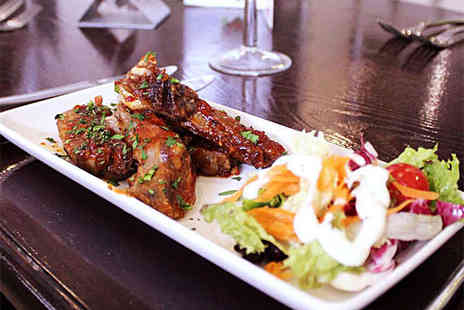 Istanbul Grill - Three course Turkish meal for two - Save 0%