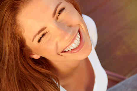 The Laser House - One hour teeth whitening treatment including a consultation - Save 77%