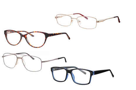 ReDic Eyewear -  £59 voucher to spend on a pair of prescription glasses - Save 80%