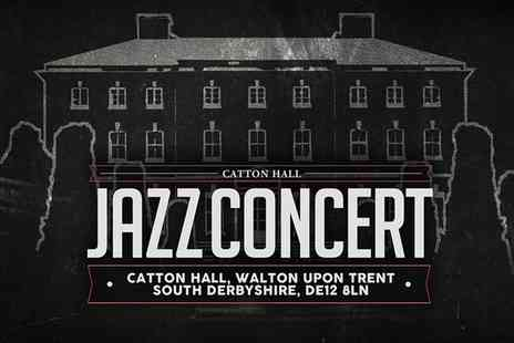 Catton Hall Jazz Concert - One or two tickets to Catton Hall Jazz Concert - Save 50%
