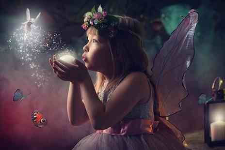 Pop Photography - Fairy Photoshoot at Pop Photography - Save 0%