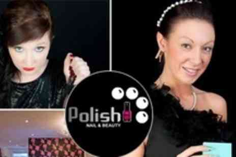 Polish Nail and Beauty - Private Make Up Lesson - Save 66%
