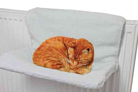 Groupon Goods Global GmbH - Cat Radiator Bed - Save 0%