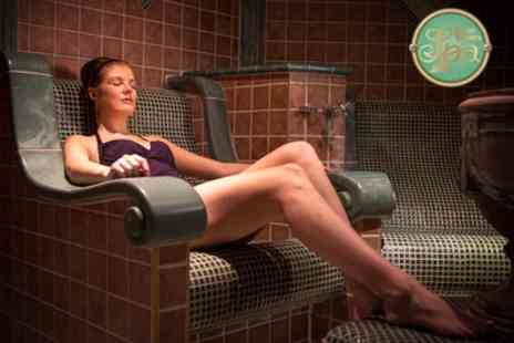 Alton Towers Exclusive Spa Breaks - B&B, 3hr Spa Experience Including Lunch Plus Theme Park ticket options & Prize Draw entry - Save 26%