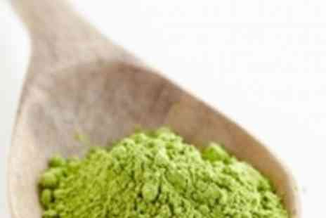 Matcha Factory - £9 instead of £18.85 for 50g of Ceremonial Matcha tea - Save 52%